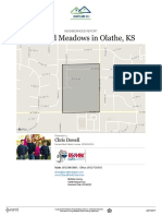 Bradford Meadows Neighborhood Real Estate Report