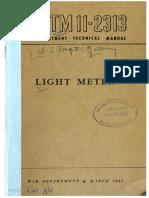 TM11-2313 Light Meter