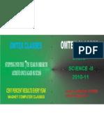 Science II