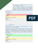 Deveres, Proibições e Responsabilidades Do Servidor Público Federal - Exercício 1