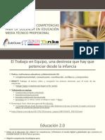 Desarrollo de Competencias Para La Docencia en Educación