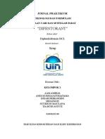 Jurnal Praktikum Sirup Diphenhidramin HCl