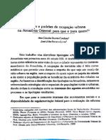 Cardoso & Lima_2006_Tipologias e Padrões de Ocupação Na Amazônia Oriental - Para Que e Para Quem