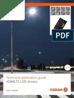Technical Application Guide 4dimlt2 Led Drivers