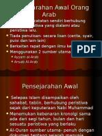 Nota 7-Pensejarahan Islam