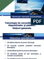 Notiuni Generale. Procese Tehnologice