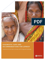 2016 04 29 Report Leprosy Dx Gap Analysis Final