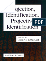 Sandler Joseph -Projection, Identification, Projective Identification