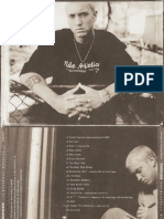 Eminem - Scan Booklet_ the Marshall Mathers LP