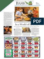 A Tribune story about one World Cafe