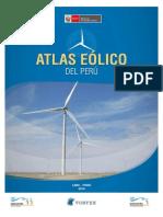 Atlas Eolico Del Peru 2016