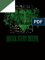 Axon Punk Quick Start