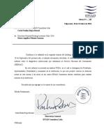 2° informe diagnóstico institucional