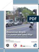 Moorestown Bicycle Circulation and Safety Plan