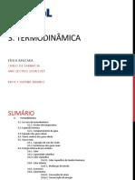 Módulo Termodinâmica