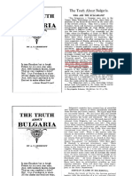 The Truth About Bulgaria
