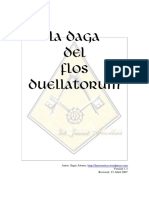 La Daga Del Flos Duellatorum v14