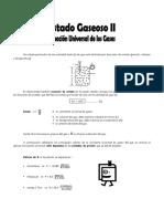 4to. Año - Guía 2 - Estado Gaseoso - Ecuac. Universal