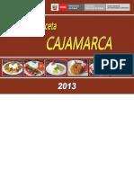 RECETA Cajamarca 1