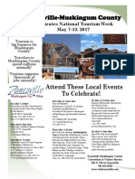 National Tourism Week 2017
