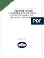 Winning the Future Roadmap March 2011