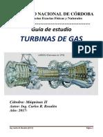 Apuntes de Turbinas de Gas 2017