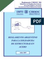 3 Argentina End a Estructuras Metalicas Reglamento304_2013