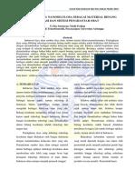 elektrospinningnanoselulosasebagaimaterialbenangoperasidansistempenghantarobat-170114131011