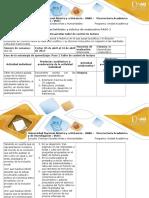 Guía de Actividades y Rúbrica de Evaluación PASO 2