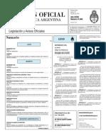 Boletin Oficial 22-07-10 - Primera Seccion