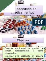 Uso Adecuado de Medicamentos