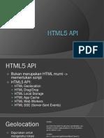 03 - Html5 API