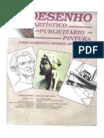Curso de Desenho _Instituto Universal Brasileiro_part5