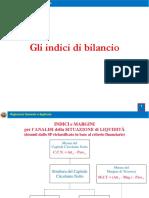 22. Indici Di Bilancio 2016-2017