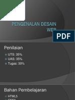 01 - Intro to Desain Web