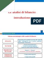 20. Introduzione Allanalisi Di Bilancio 2016-2017