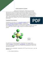 Hexafloruro de azufre