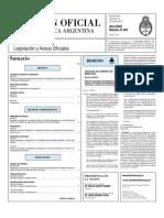 Boletin Oficial 14-07-10 - Primera Seccion