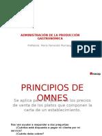 Principio de Ommes
