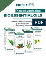 Catalogo Informativo Bio Essential Oils