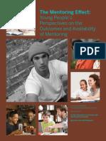 The Mentoring Effect Full Report