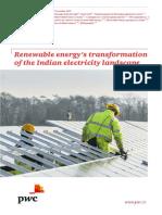 Renewable Energys Transformation