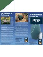 Rainwater Harvesting Fact Sheet - New Mexico