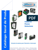 Catalogo de Produtos - Junho 2010