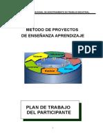 metodo de Proyectos Participante