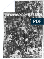 Jordi Borja (2003) - La ciudad conquistada.pdf