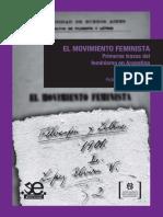 Elvira López. El Movimiento Feminista