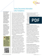 Electronic Documents Information Security Compliance Joa Eng 0514