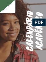 Calendário Acadêmico - 2017