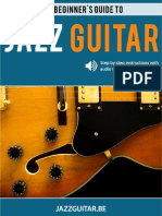 The Beginner's Guide to Jazz Guitar